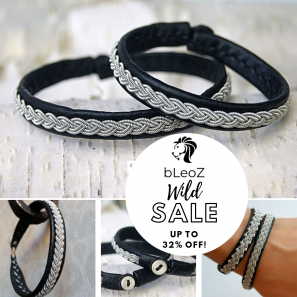 Viking Sami Bracelet by bleoz