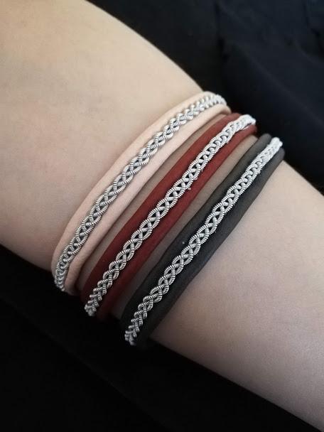 Aurora Sami Bracelets by bLeoZ
