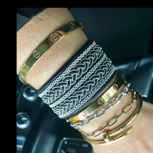 Lapland Sami Bracelets by bLeoZ
