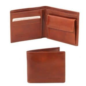 Leather wallets for men